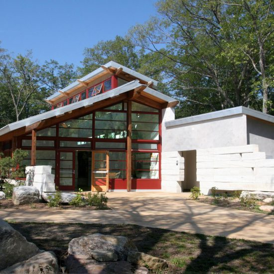 Sam's Point Interpretive Center