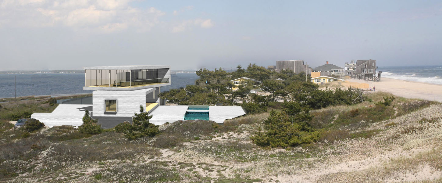 View from Dunes