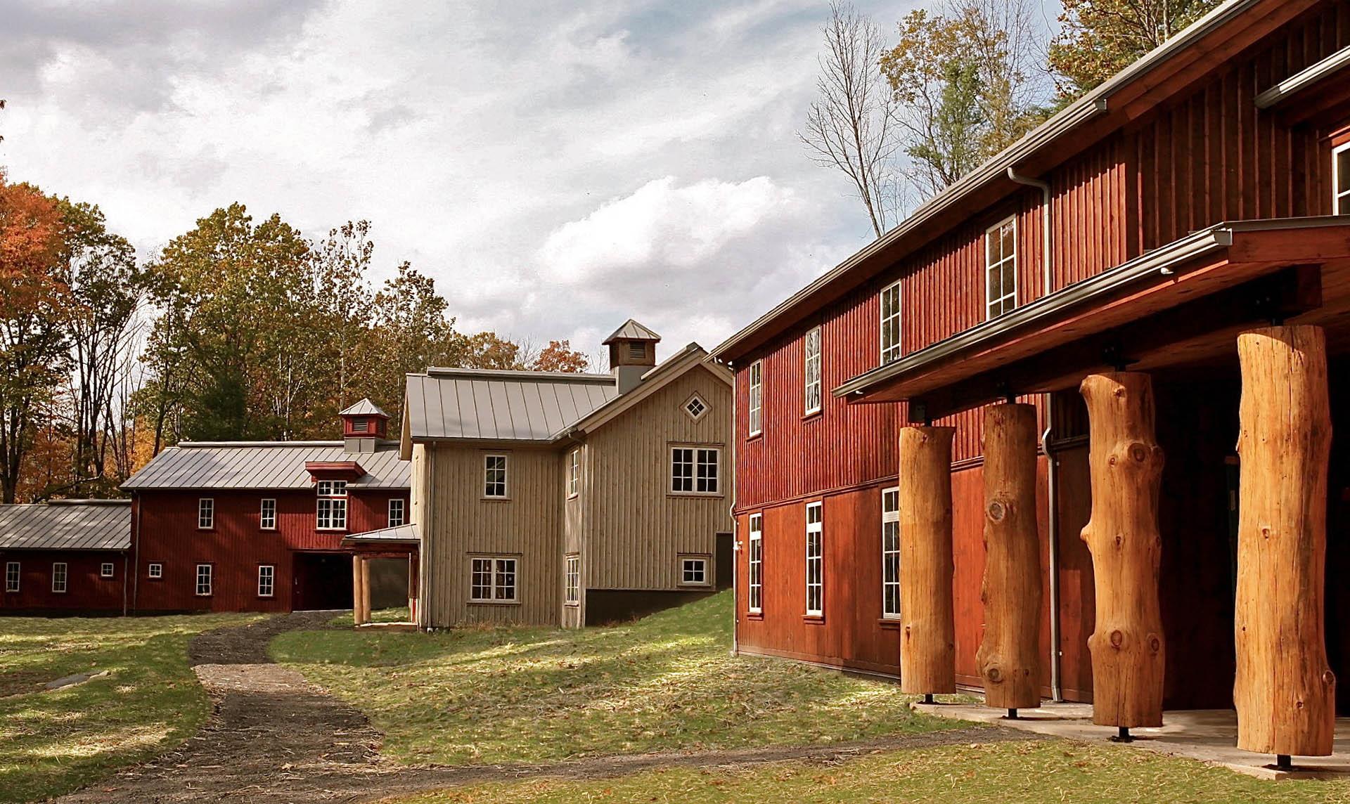 Beaverkill Teacher's and Lakeside Residential Buildings