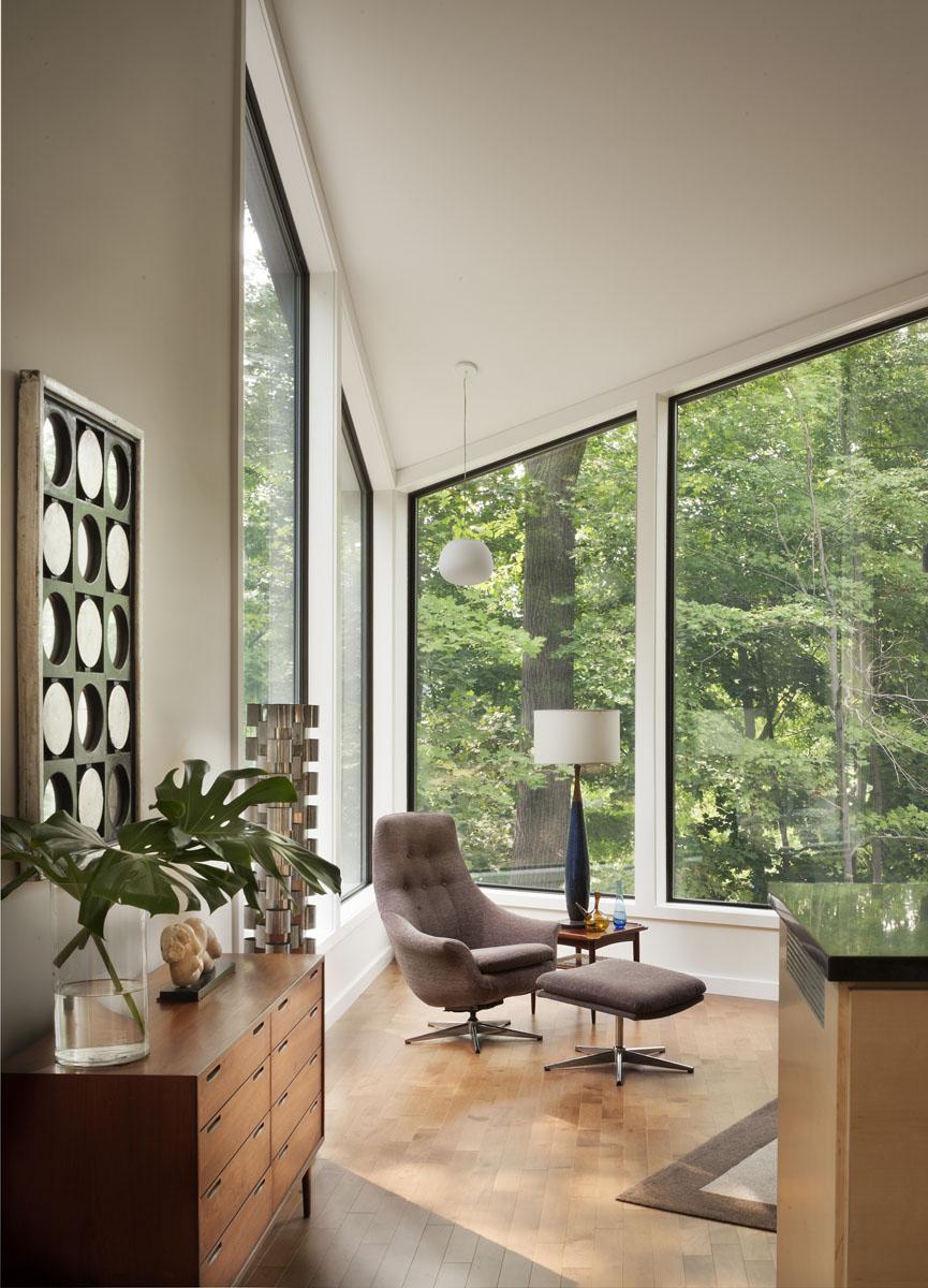 Glass Prow Interior