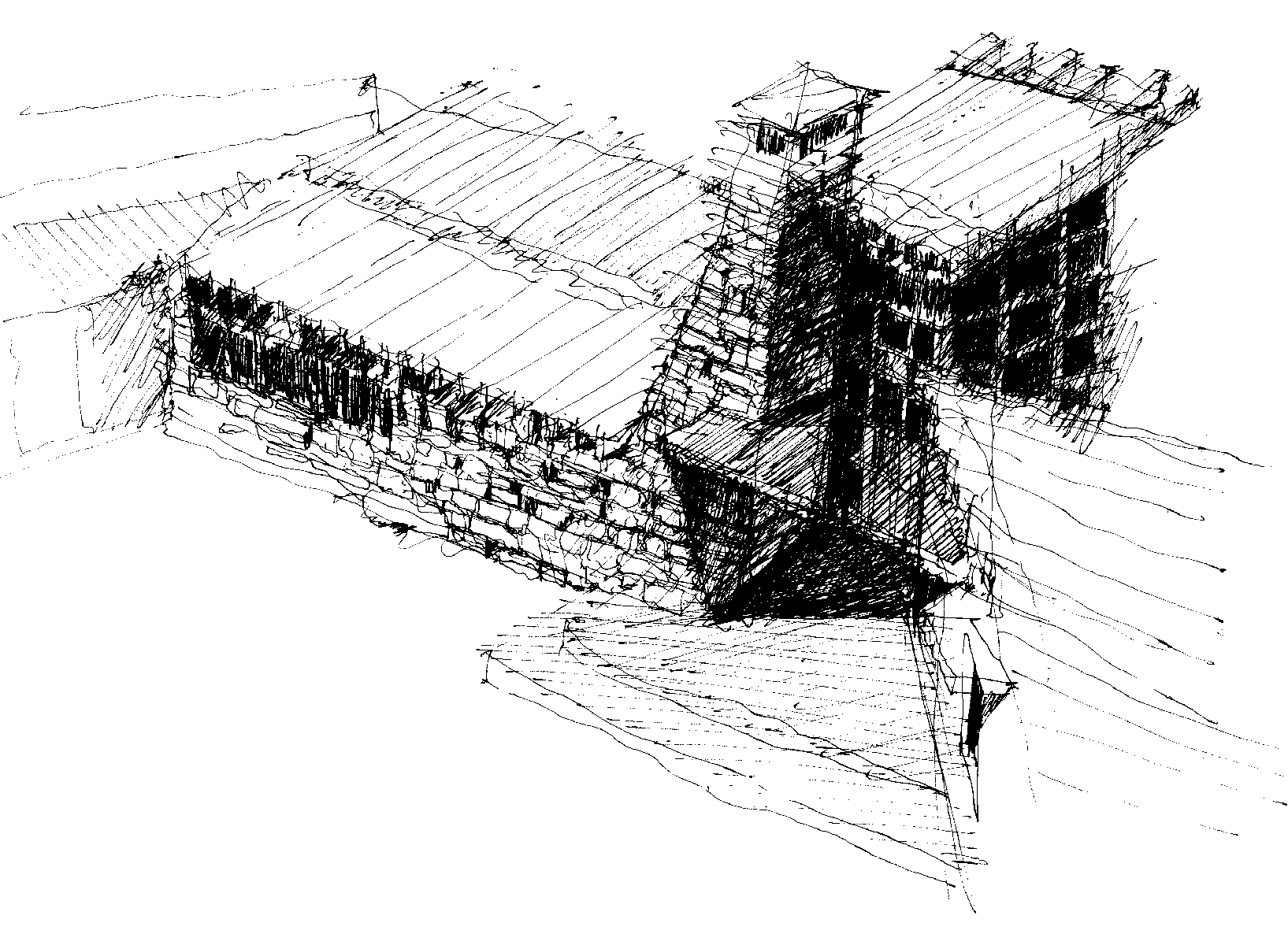 Sketch of Entry