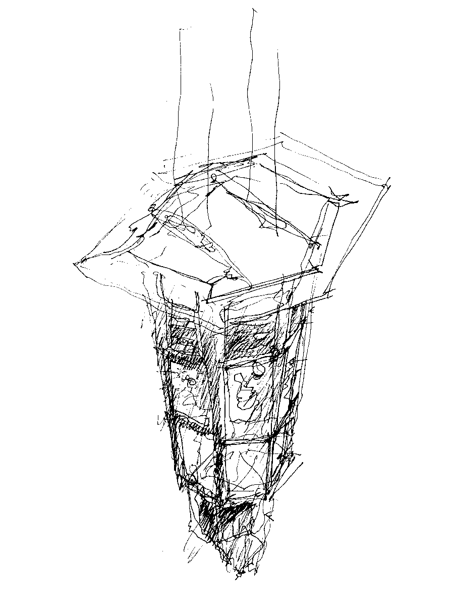 Hex Lamp Sketch