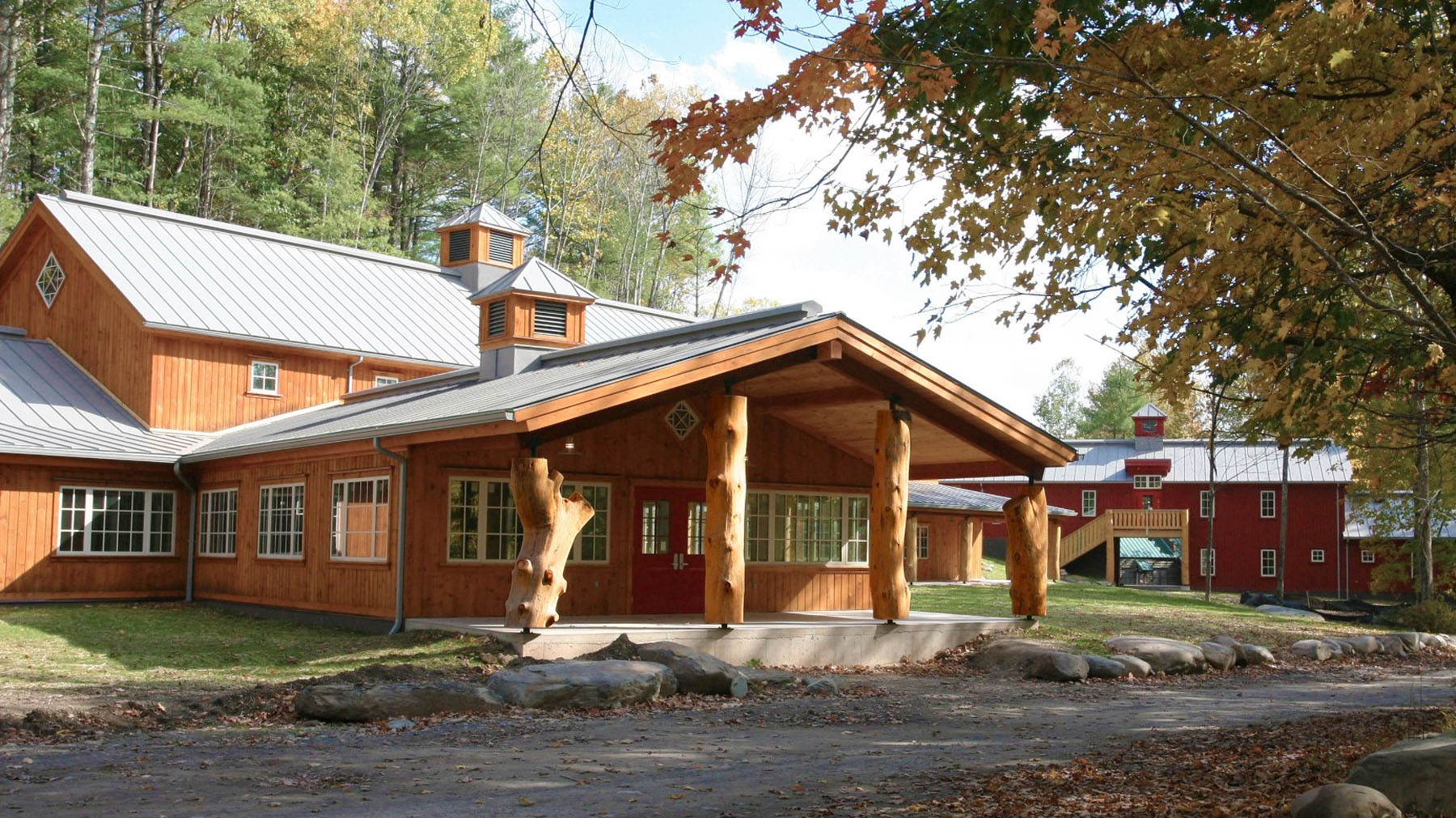 Esopus Lodge Dining Hall