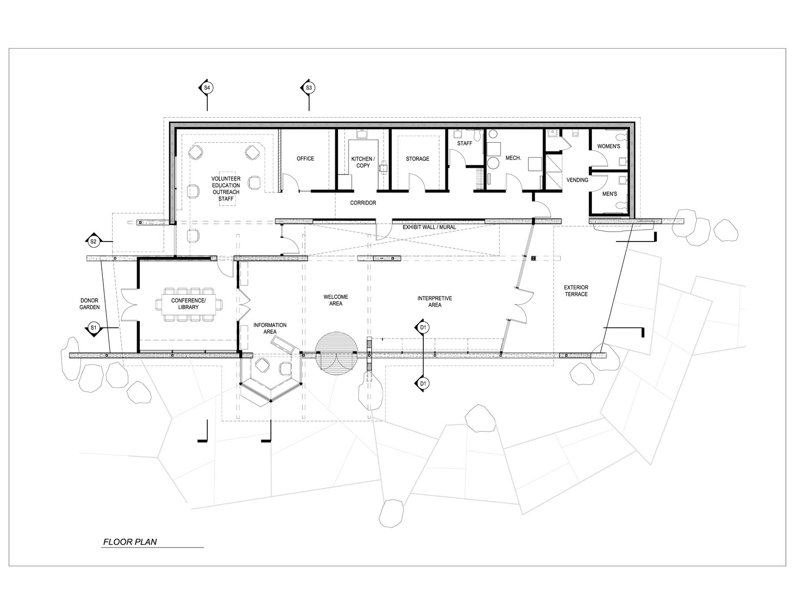 Sam's Point Floor Plan