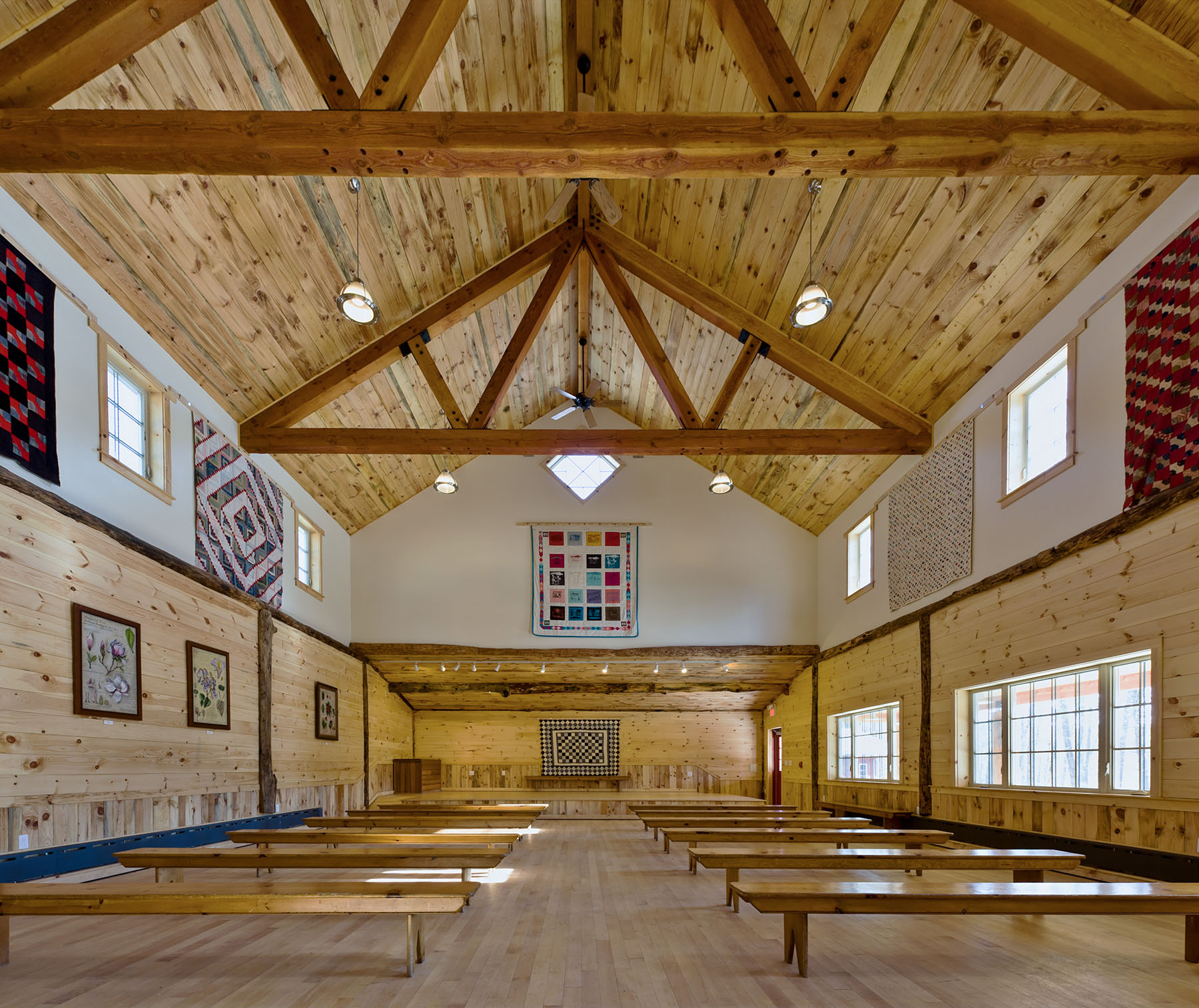 Performing Arts Barn