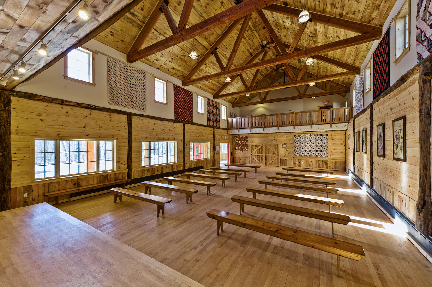 Performing Arts Barn Loft