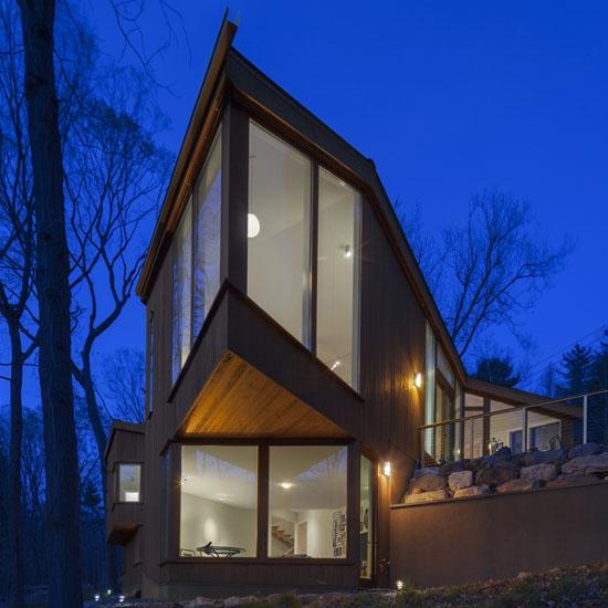 Null-Thaler Residence
